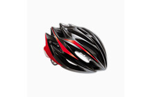 Met Road Sport Racefietshelm Estro zwart/rood